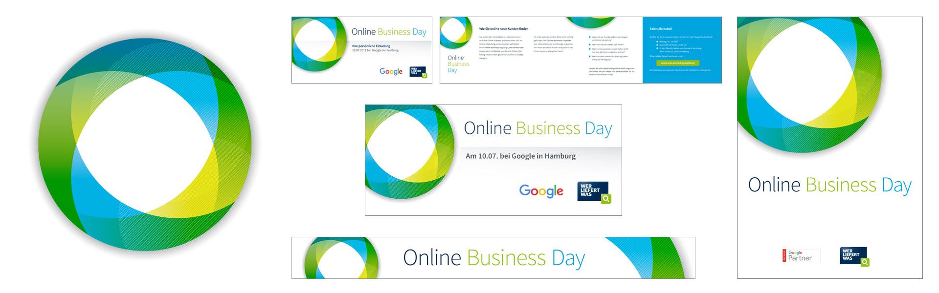 Key Visual wlw Online Business Day Anwendungen