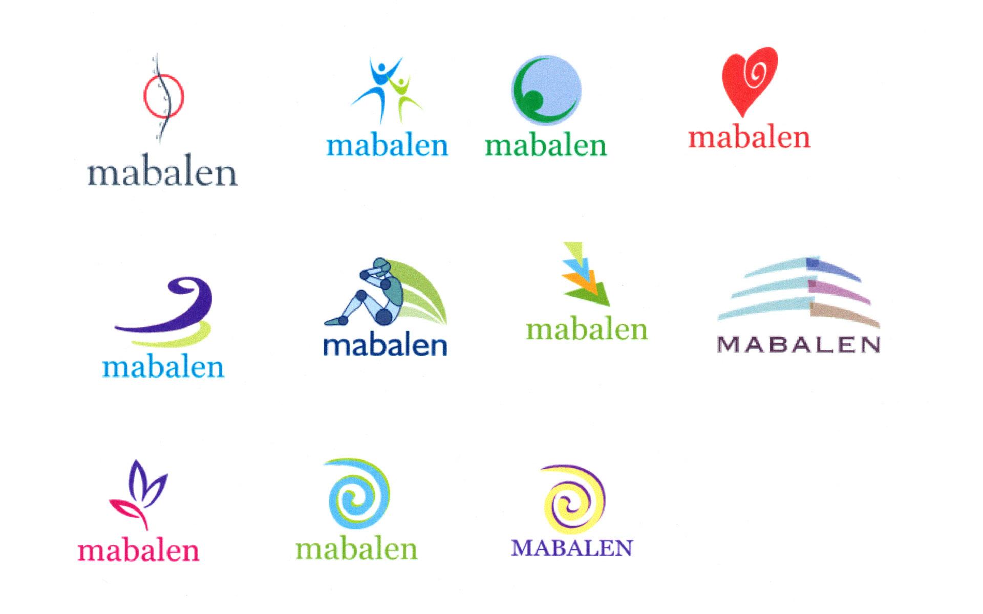 Kundenvorschläge Ideen des Kunden zum Logo mabalen